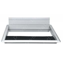 Soft Closing Desk Aluminum Grommet