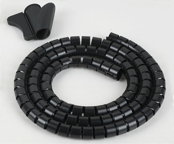 Spiral Cable Binding